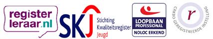 logos accreditatie
